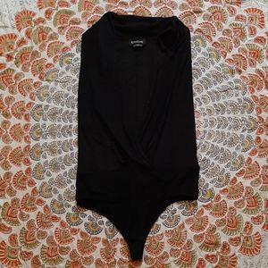 Open chest bodysuit